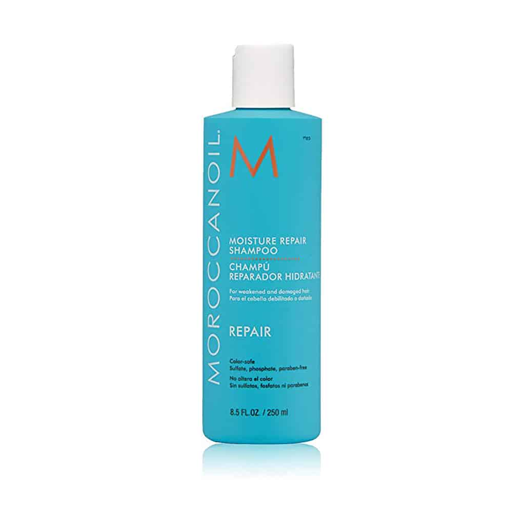 Best sulfate free shampoo for chemically straightened hair