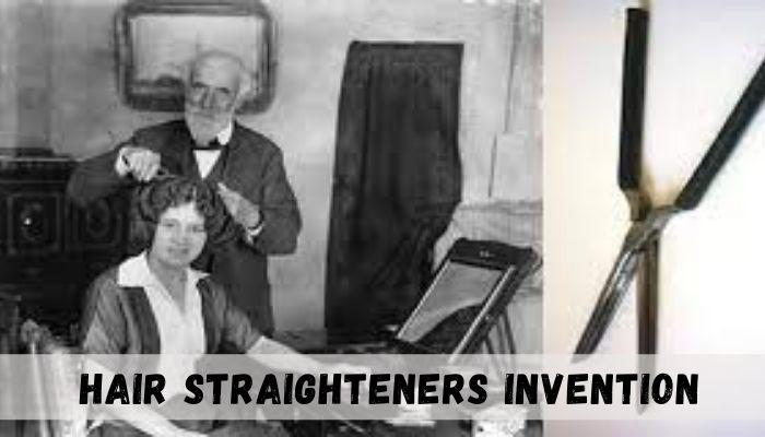 Evolution of Hair Straighteners