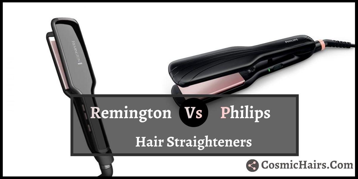Remington Vs Philips Hair Straighteners