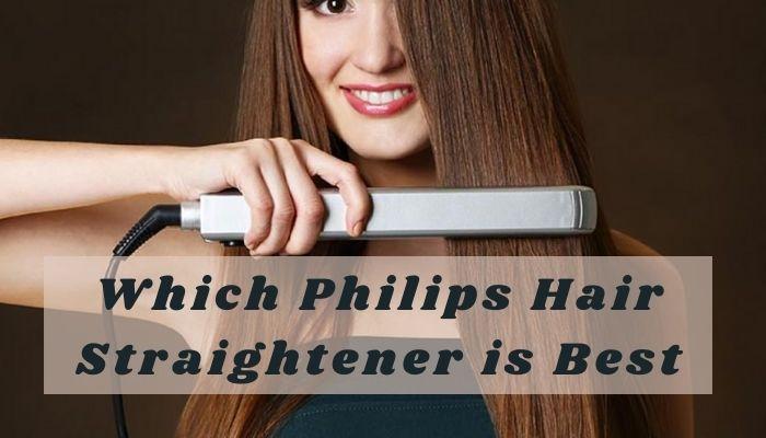 Best Hair straightner