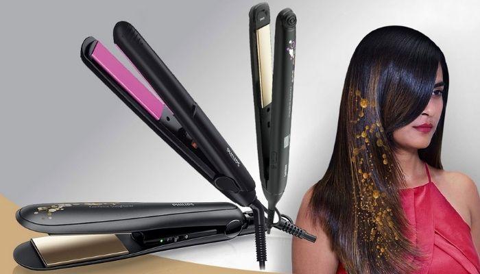 compare vega and philips hair straightener brush