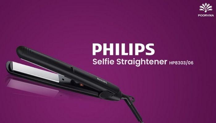 compare vega and philips hair straightener