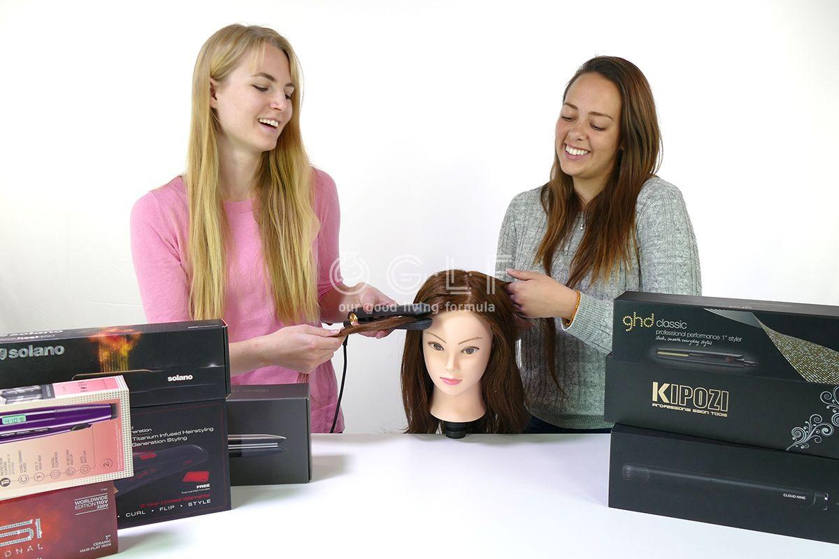 Hair Straighteners & Stylers - Salon