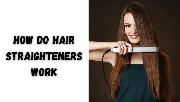 how to use hair straightener for the first time