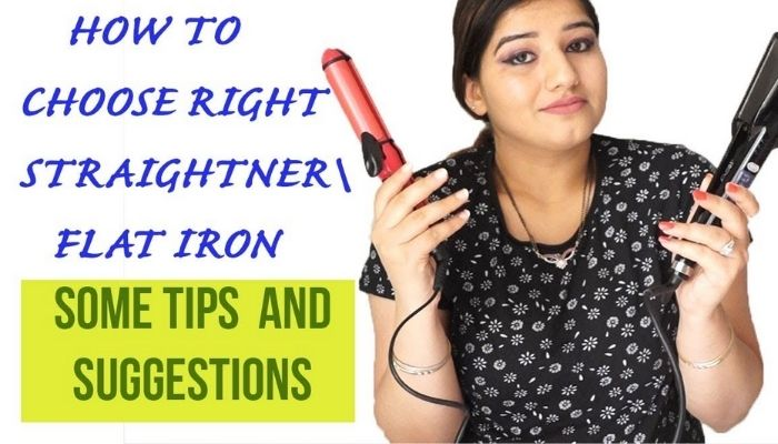 tips & Suggestions to choose right Straightener